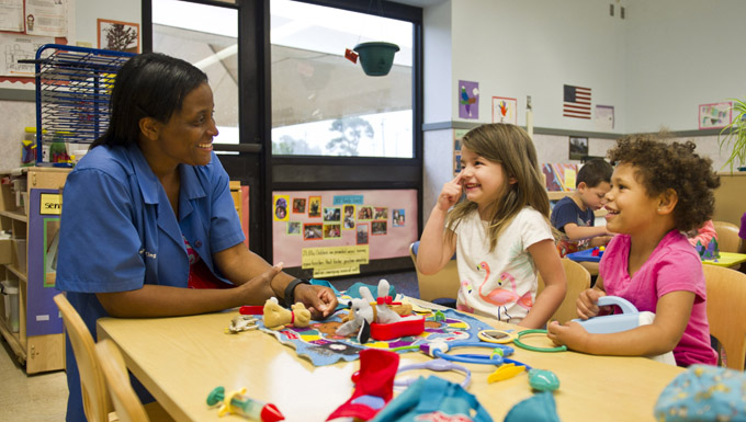Service specialists: providing peace of mind to Tyndall families