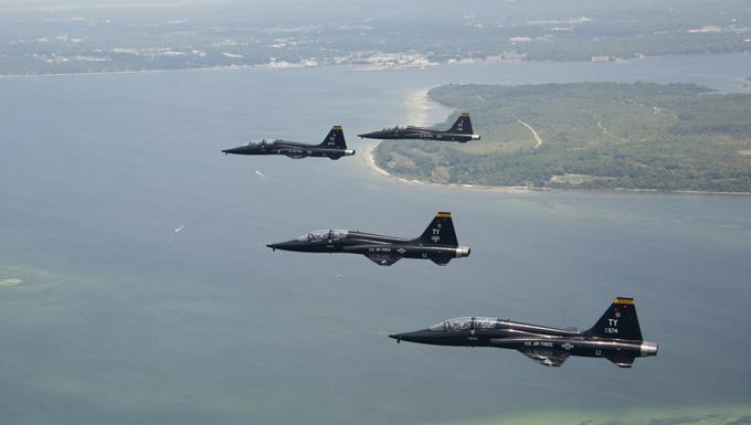 2nd Fighter Training Squadron: sharpening the raptors talon