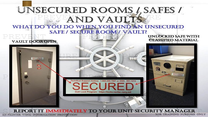 CCRI Unsecured Rooms